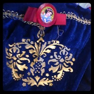 Beautiful Snow White costume worn once. Fits 2T-4T